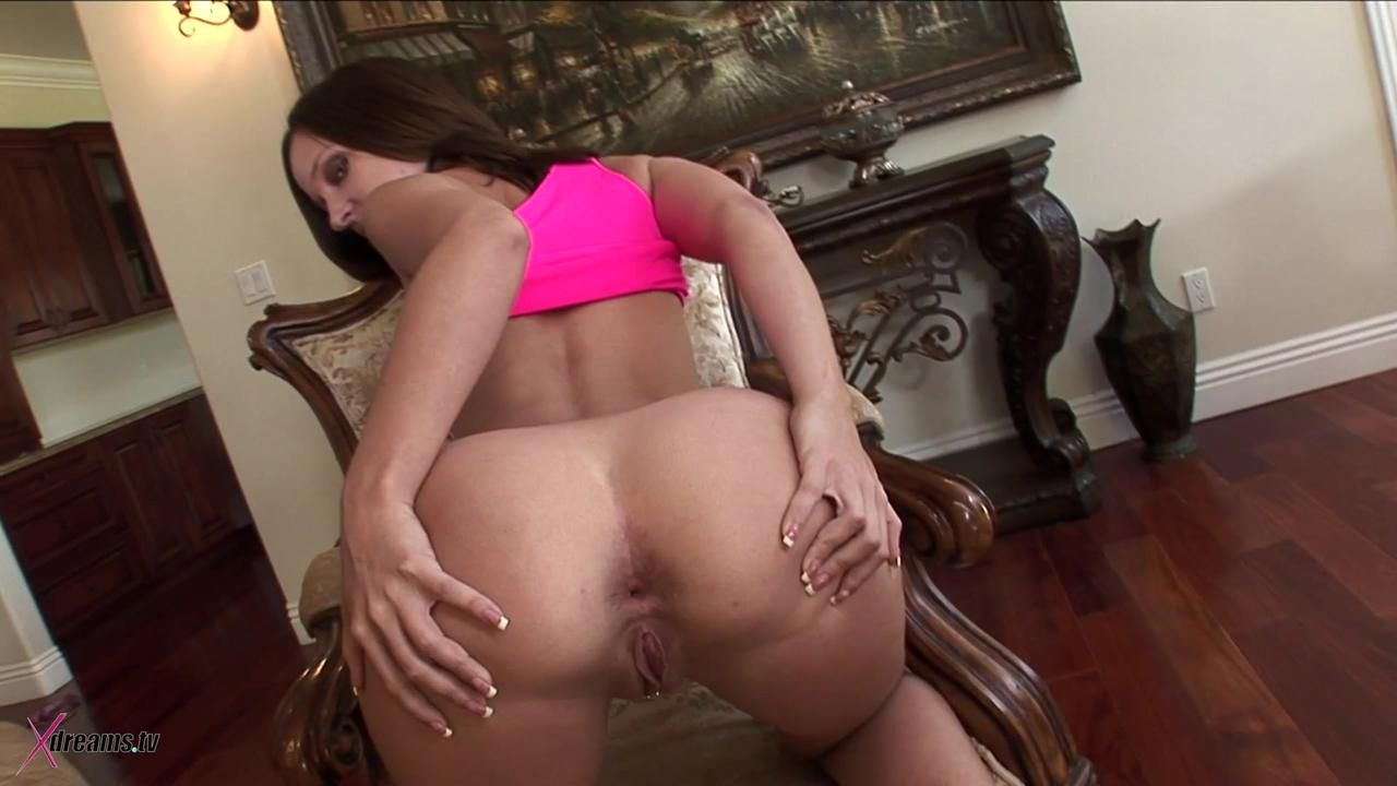 Black & White - Jada Stevens Assfucking To Enjoy BBC To The Fullest