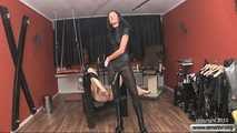 Lady Ginga -  Keine Gnade für den Sklavenarsch