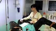 Cheyenne de Muriel - Cruel Clinic Part1