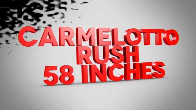 REAL BOOTY 3  - CARMELOTTO RUSH