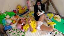 Diaper Change w/BabyBlair