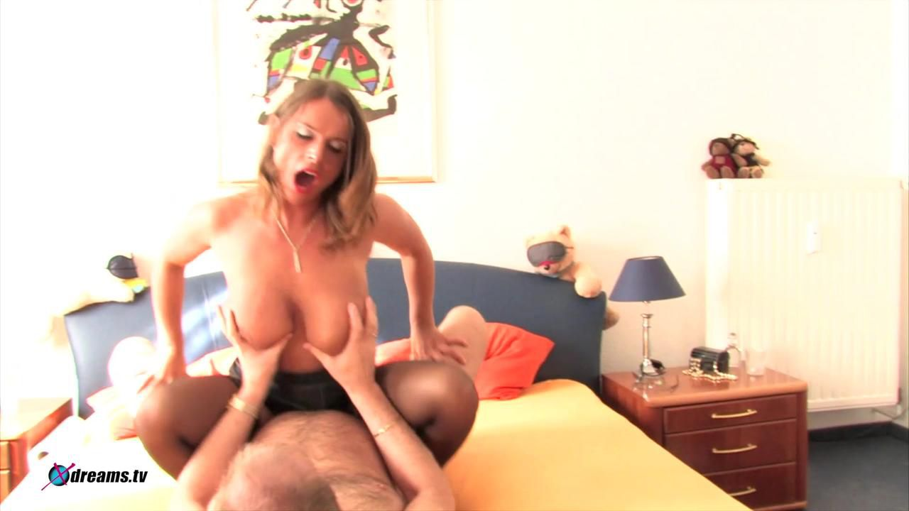 Busty Susi Go Out To Make Clear A Fuck Date