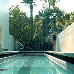 Another vid sold! Upper Class Pleasure At The Poolside 2  #MVSales