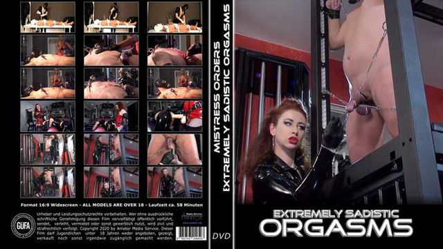 Mistress Orders - Extremely Sadistic Orgasm