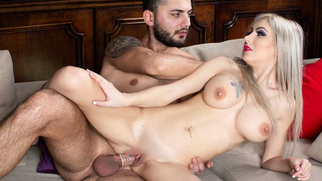 PVC S01E03 - Romanian Sexy Braileanca Does Her Porn Casting Audition