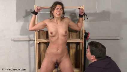 Slavegirl Stretched And Punished