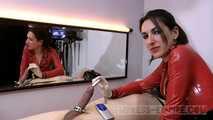 Baroness Mercedes - CBT nach 2 Wochen Keuchhaltung