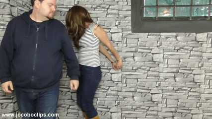 Handcuffed To The Wall