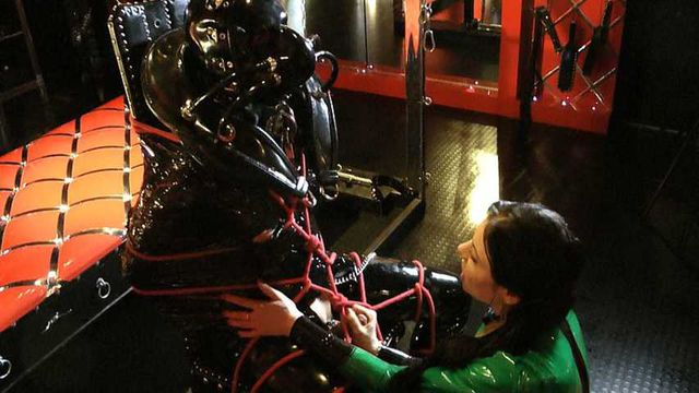 Total control over my rubber object