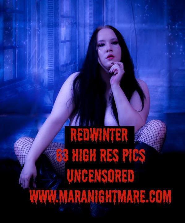 red winter full set
