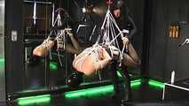Lady Isis - Hogtied Fucked Part2
