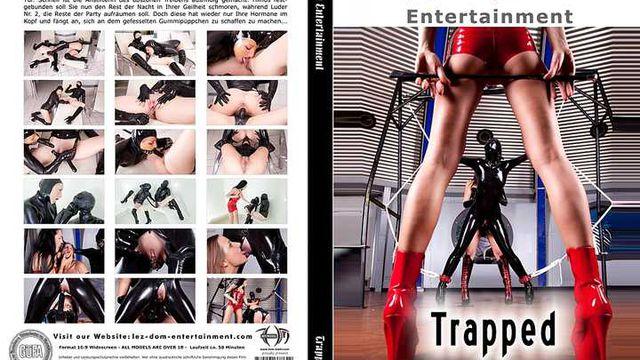 Lez Dom Entertainment - Trapped