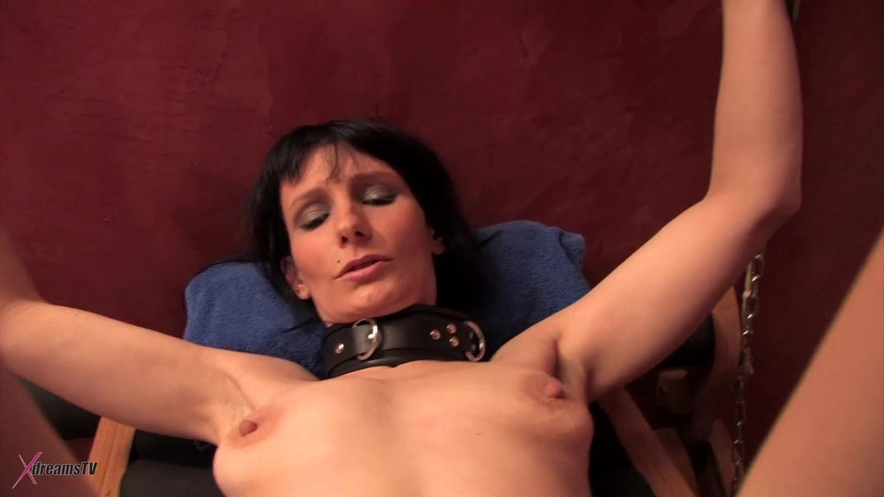 Valerie - Total Devotion To The Bondage Chair - Part 2