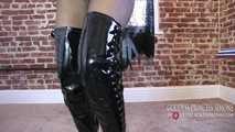 Panty Clip Tease