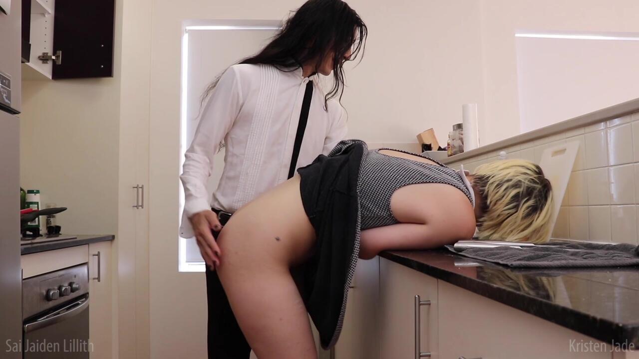 Domestic Discipline w/Kristen Jade