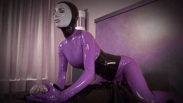 The lent rubber object