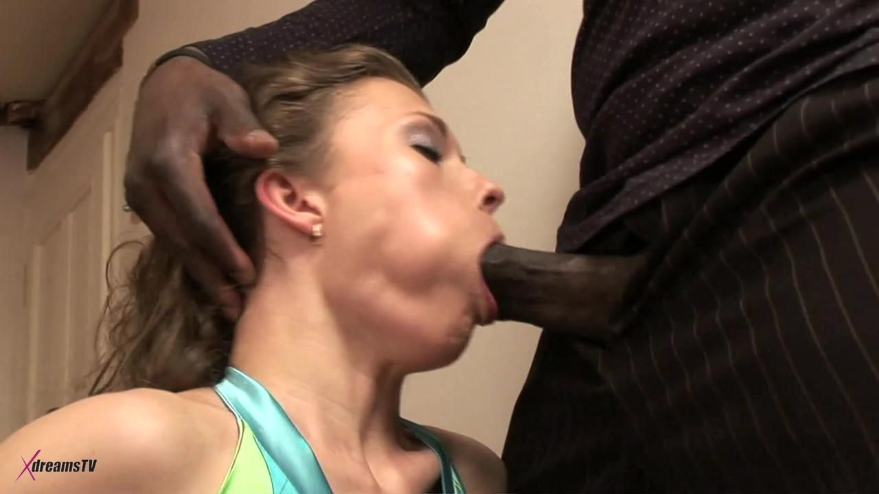 Black & White - Joman Jomansson - Put Your Black Meat In My Tight Asshole